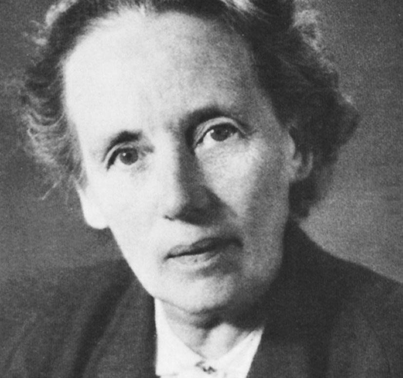 Dr. Margarethe Hauschka photo portrait